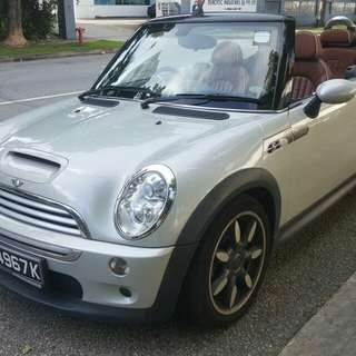 MINI COOPER S 1.6(A) TURBO 2007