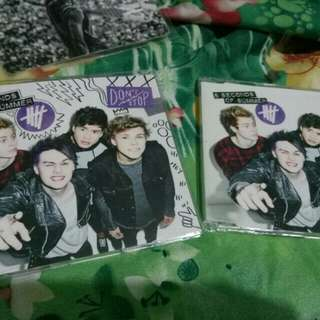 Original Official 5sos Dont Stop EP CD