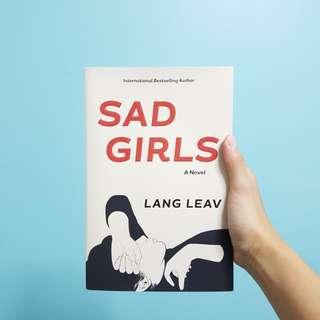 (Fast Deals: $20) Lang Leav Sad Girls