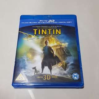 Tin Tin Bluray