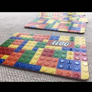 LEGO E-MONEY / FLAZZ 3D