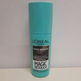 L'OREAL Dark Brown Hair Spray