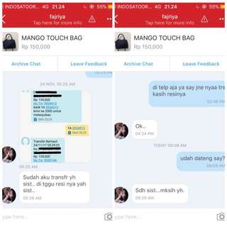 new fresh testi💕 #trusted #trustedseller