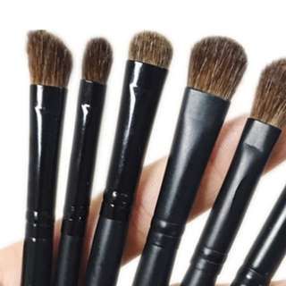 (Instock) Eyeshadow brush set