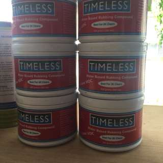 Timeless Rubbing Compound