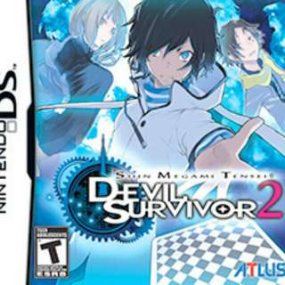 Devil survivor 2 (3ds)
