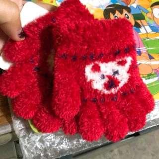 🚚 童手套