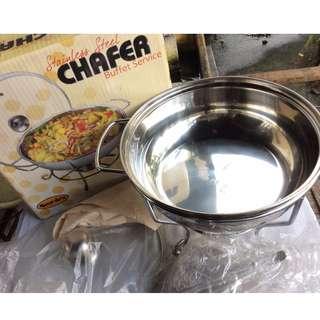 Chafer Dish (Gourdo's)