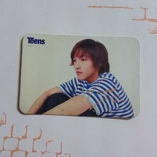 Yes card' shine*又南