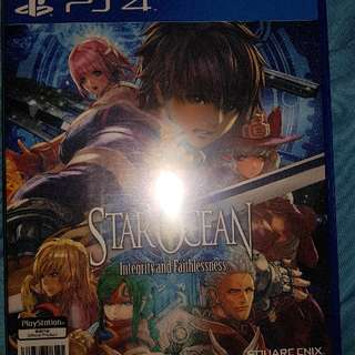 ps4 game star ocean
