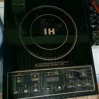 INDUCTION COOKER,used onced,,hnd nman nagagamit kya ibenta na