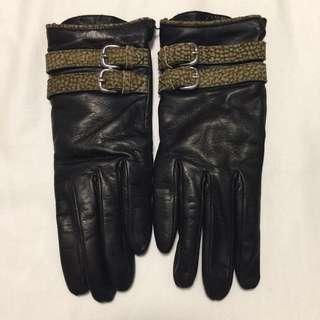 BN Pretty Portolano Leather Gloves