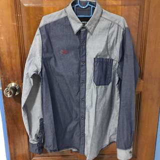 ZURREAL TWO TONE SHIRT