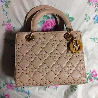 Christian Dior / Lady Dior imitation handbag