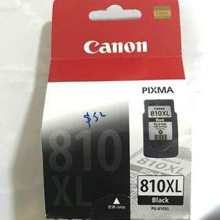 CANON PIXMA 810XL BLACK CARTRIDGE
