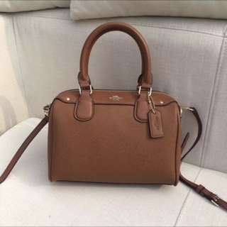 Authentic Coach sling bag crossbody bag Handbag