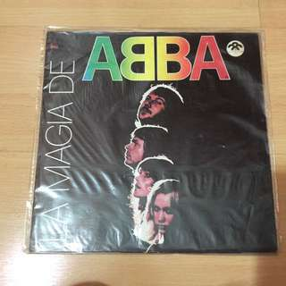 Abba Lp Greatest Hits