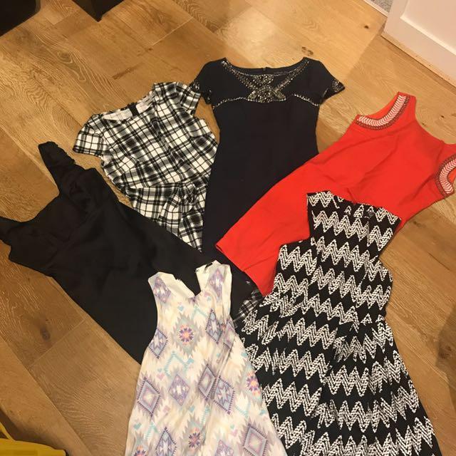 7 Dresses Sale