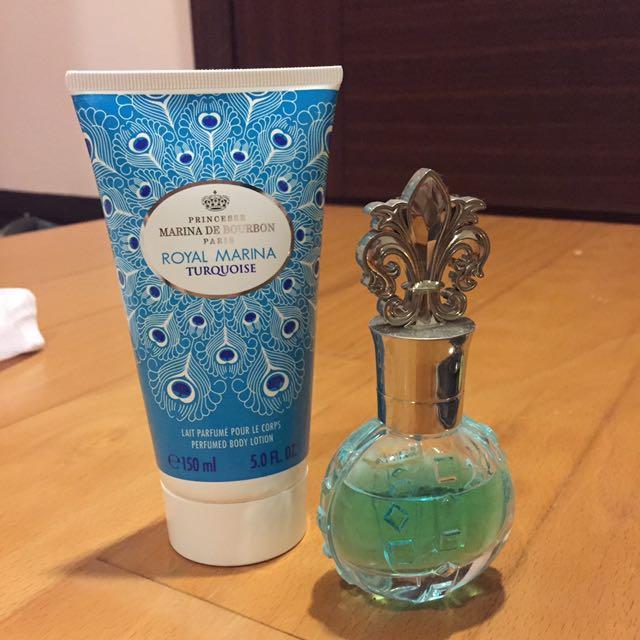 皇家璀璨藍寶石香水