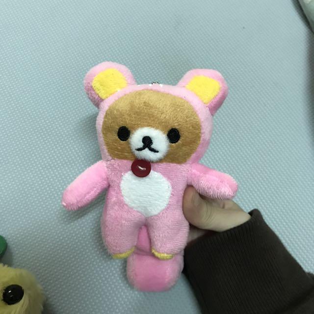 拉拉熊玩偶#我的家飾可超取