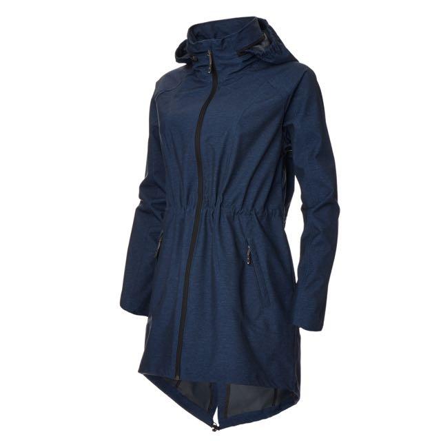 🇺🇸 預購 32 degrees 長版風衣外套 附收納袋