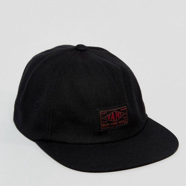 降 Vans baseball cap 老帽