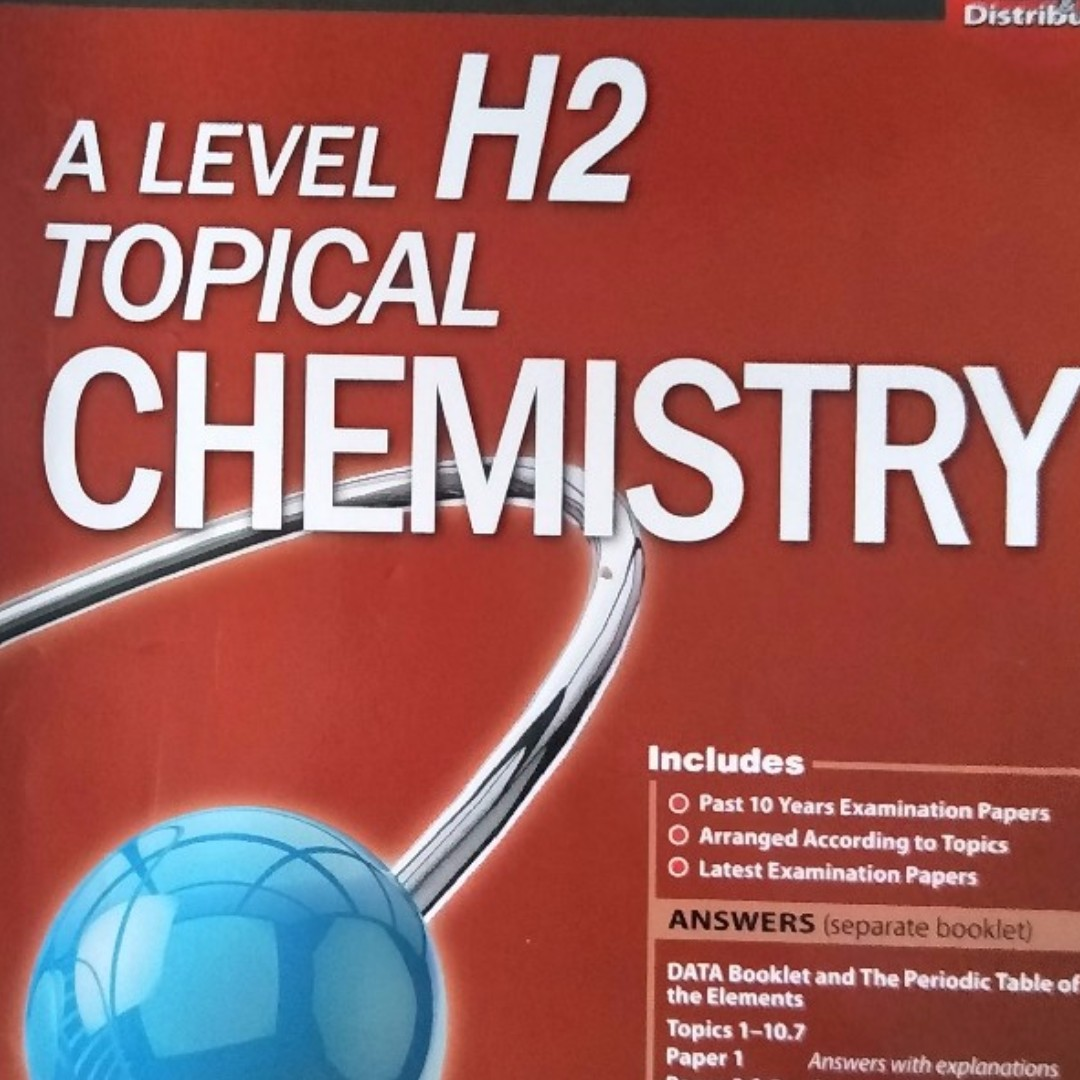 A level h2 topical chemistry past examination questions sap photo photo photo photo urtaz Images