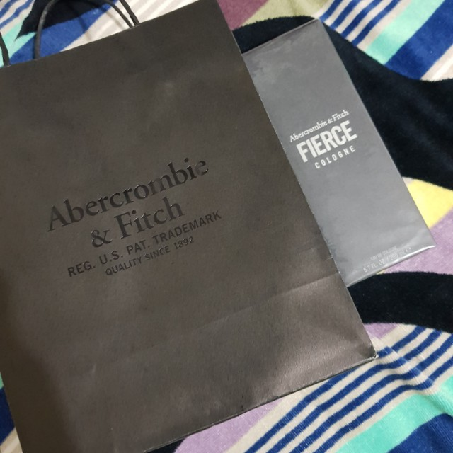 Abercrombie and Fitch parfume EDC