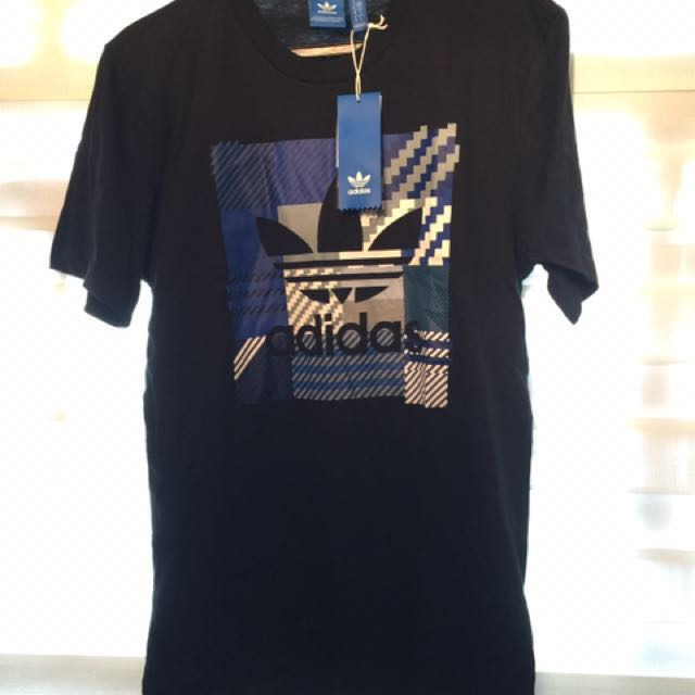 Adidas Originals Impo Check Tshirt