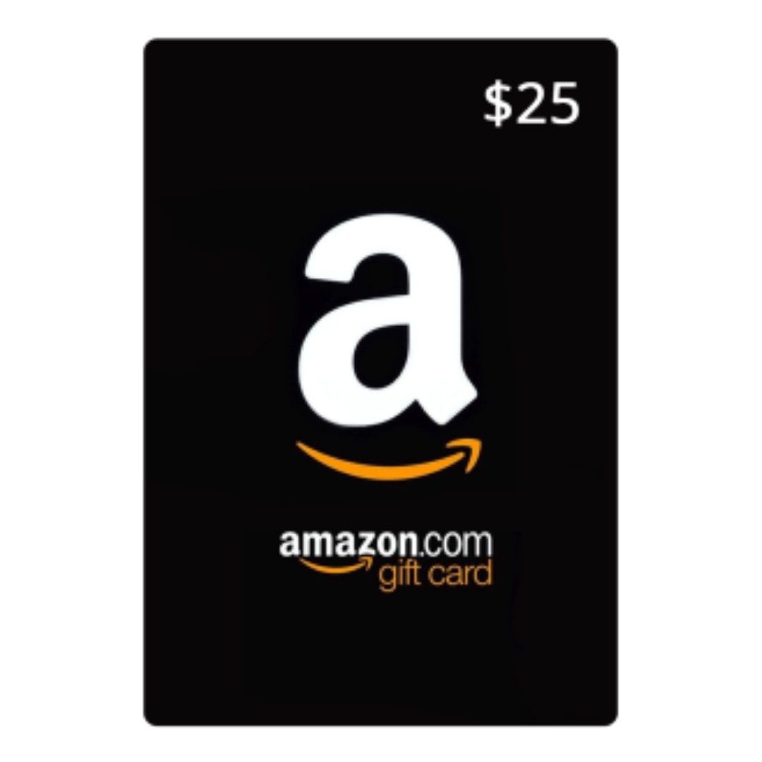 Amazon Gift Card Us Entertainment Gift Cards Vouchers On Carousell
