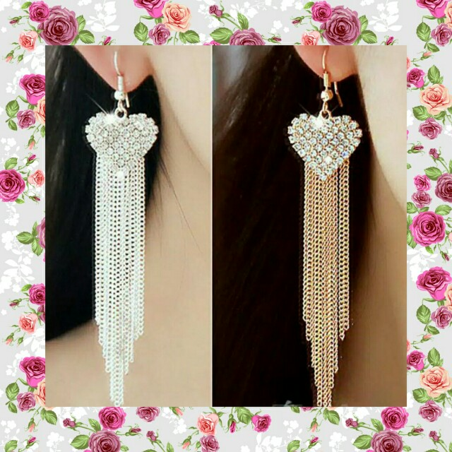 Anting rumbai