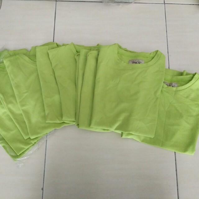 Apple green T shirt