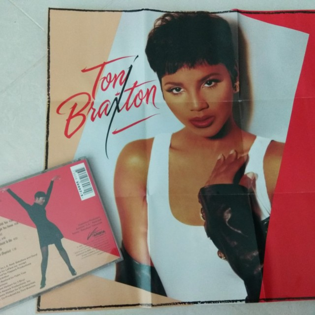 arthcd TONI BRAXTON CD (Another Sad Love Song, Breathe Again, Love Shoulda  Brought You Home, You Mean The World To Me, Best Friend etc)