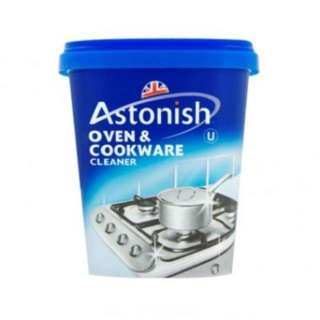 Astonish英國潔 速效萬用廚房去污霸 500g