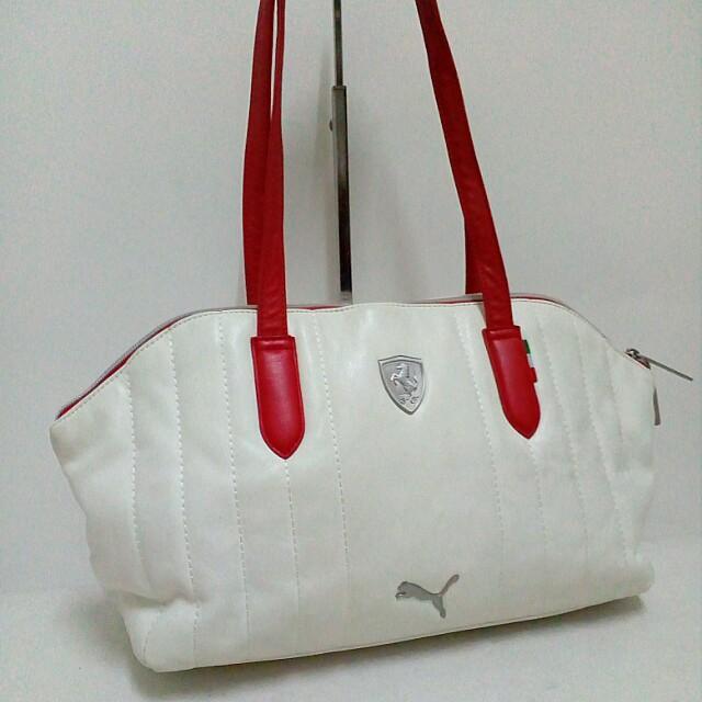 442bcd9ba4a Authc PUMA X FERRARI, Women's Fashion, Bags & Wallets on Carousell