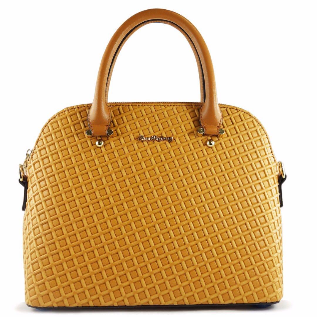 Authentic Shoe Bakery Bowler Bag