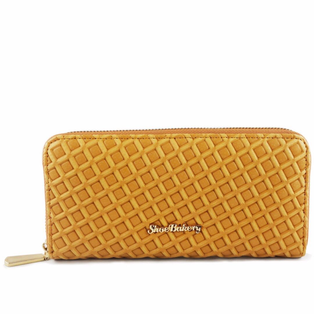 Authentic Shoe Bakery Wallet Purse From Waffle Cone Collection