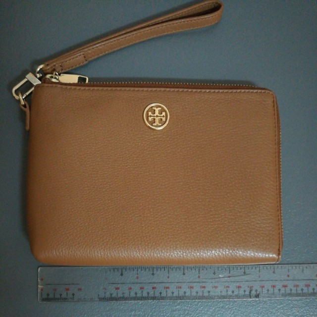 Authentic Tory Burch Wristlet/ Wallet