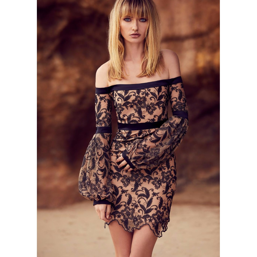 Bardot Audrey Lace Dress (Brand New with tag)