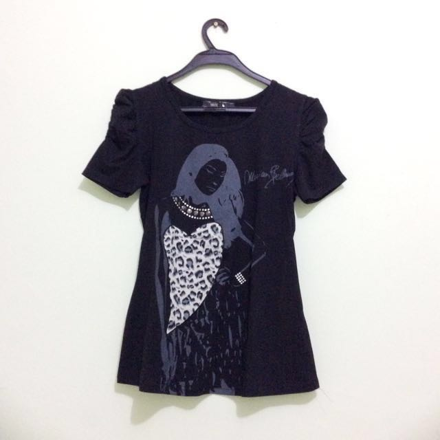 Black Woman Top #midnightsale