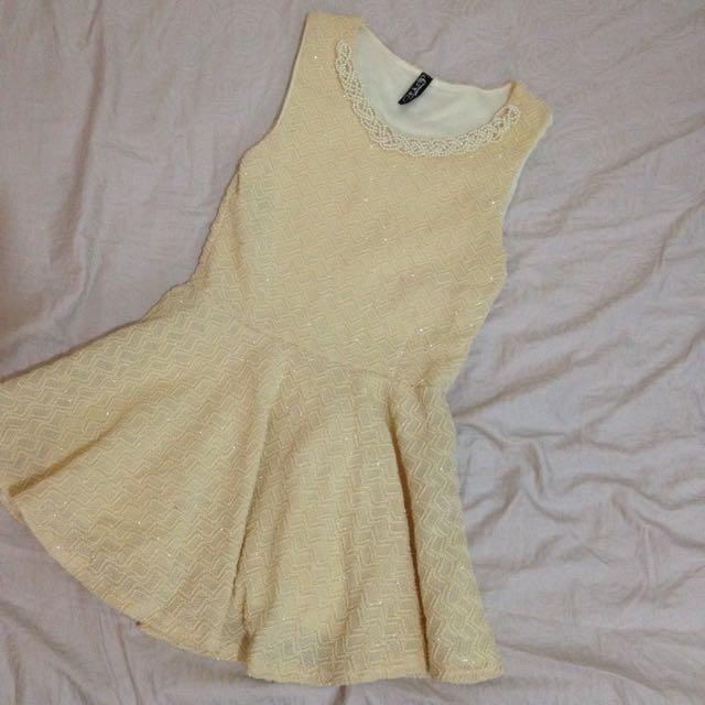 Blink-blink dress