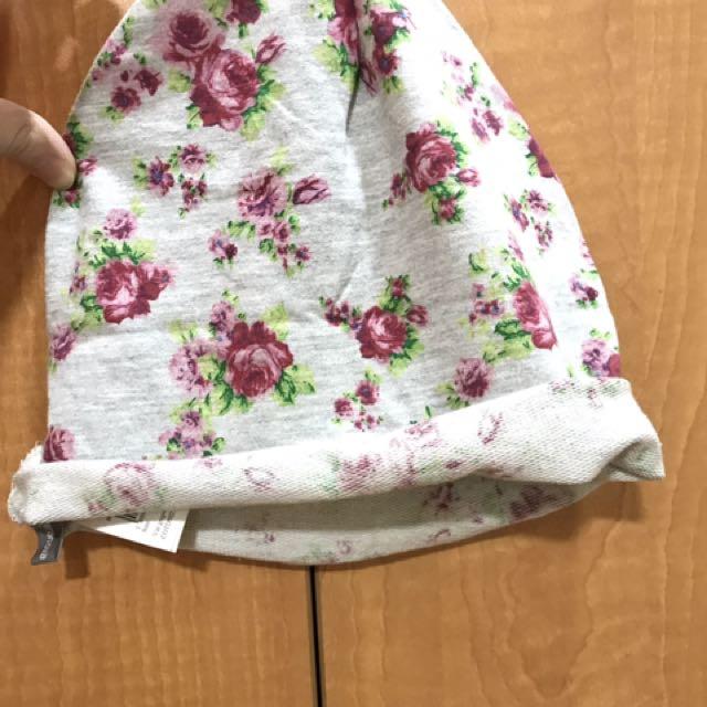 bonnet floral NEW