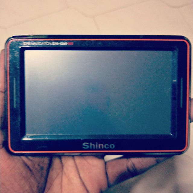 Brand new Shinco Branded GPS Navigation Tablet, Car