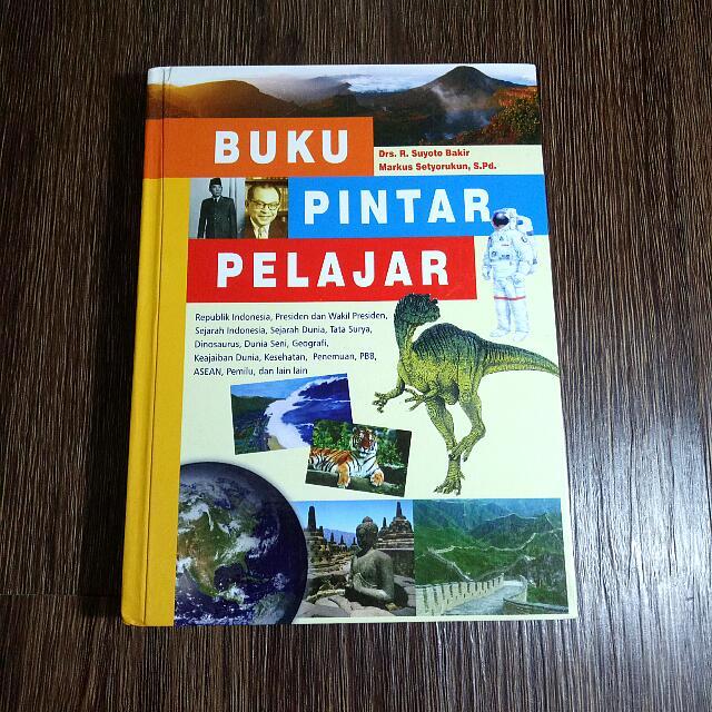 Buku Pintar Belajar (Buku Pengetahuan)