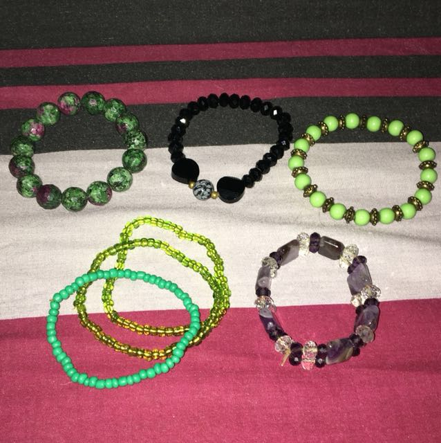 bundle of bracelet