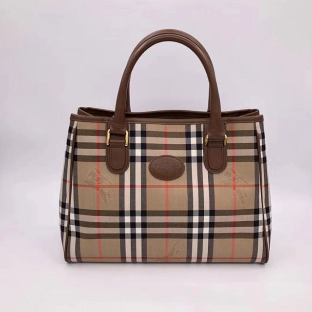 Burberry carry bag