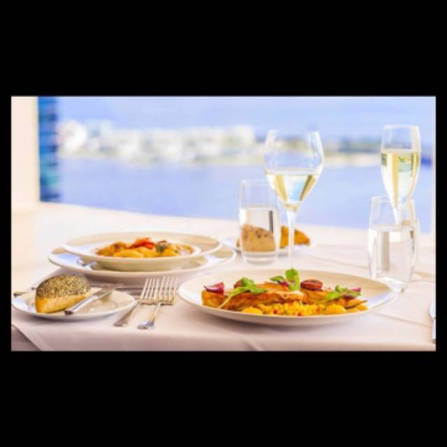 C Restaurant Lunch for Two