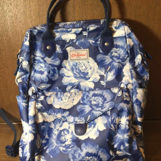 Cath Kidston Peony Blossom Frame Backpack