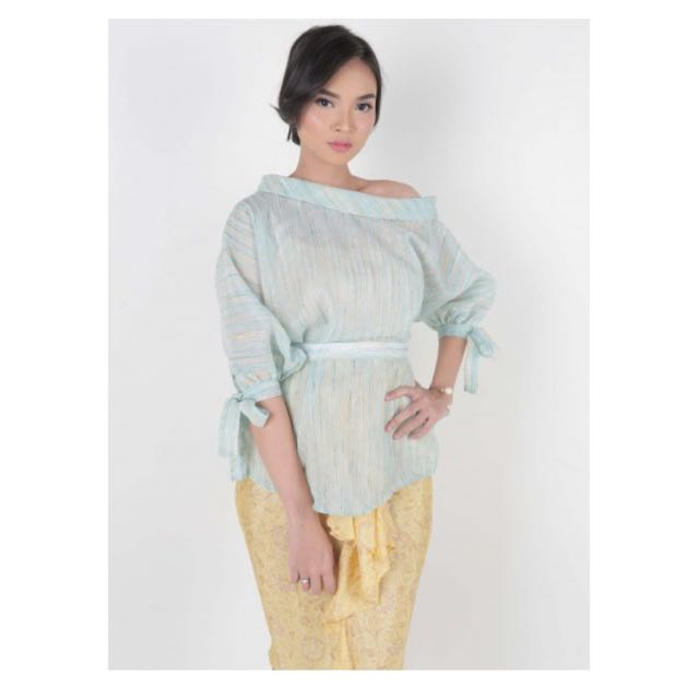 Cera Kavvya top - turquoise. all size