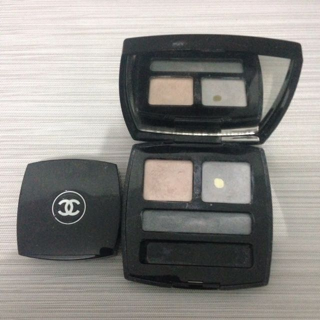 Chanel eyeshadow d'ombre